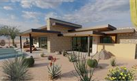 CUSTOM CONTEMPORARY DESIGN WITH UNOBSTRUCTED CATALINA MOUNTAIN VIEWS