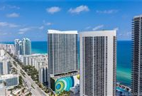 BEAUTIFUL HALLANDALE BEACH UNIT WITH BREATHTAKING CITY AND INTRACOASTAL VIEWS