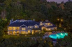 THE OAKMONT ESTATE - PRIVATE RETREAT IN MANDEVILLE CANYON