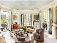 THIS BEAUTIFUL CORNER APARTMENT OOZING WITH PERIOD CHARM IS IDEALLY LOCATED