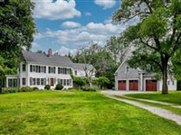 CHARMING ANTIQUE FARMHOUSE WITH LOVELY LUSH LAWN