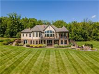 SPECTACULAR CANANDAIGUA LAKE HOME WITH DESIGNER DETAILS AND QUALITY CRAFTSMANSHIP
