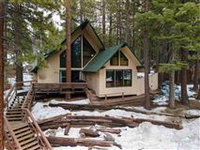 THE PERFECT TAHOE STYLE HOME