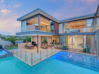 MINIMALIST DESIGN MEETS ABSOLUTE LUXURY IN SOUTH AFRICA