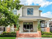 GORGEOUS, RECENTLY CONSTRUCTED CRAFTSMAN HOME IN THE HEIGHTS