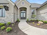 EXQUISITE NEW CONSTRUCTION WITH LUXURIOUS DETAILS