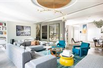 SPLENDID RECEPTION APARTMENT DESIGNED AND DECORATED BY AN ARCHITECT
