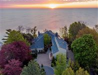 SPECTACULAR HOME ON LAKE MICHIGAN