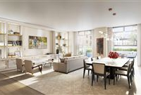 A LUXURIOUS DUPLEX FOUR BEDROOM IN A FULL-SERVICE BUILDING