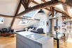 SUPERB APARTMENT IN LOFT STYLE OFFERS PRESERVED PERIOD CHARM