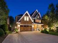 BRICK AND STONE EXECUTIVE HOME IN ELMHURST