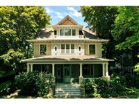 STUNNING TURN-OF-THE-CENTURY CURB APPEAL