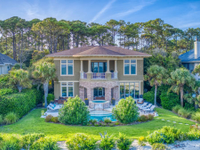 SPECTACULAR OCEANFRONT HOME IN SEA PINES