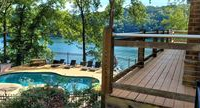 INCREDIBLE CUSTOM LAKE HOME WITH THE BEST VIEW