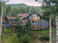 MAJESTIC MOUNTAIN HOME AND SETTING