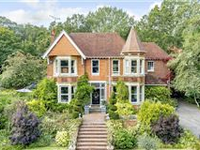 A SUBSTANTIAL VICTORIAN HOUSE AND COACH HOUSE WITH GARDENS OF ABOUT 1.5 ACRES