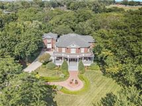 BEAUTIFUL ALL-BRICK GEORGIAN HOME AND CARRIAGE HOUSE