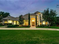 LUXURIOUS HOME WITH BREATHTAKING VIEWS OF THE SPECTACULAR GROUNDS