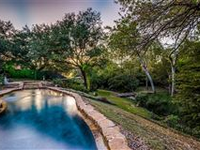 RARE OPPORTUNITY TO ACQUIRE AN ELEVATED CREEK LOT