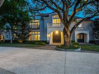 GATED PRESTON HOLLOW ESTATE WITH CASUAL ELEGANCE