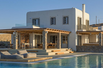 RECENTLY OPENED LUXURY SEW VIEW VILLA FOR RENT IN MYKONOS ISLAND