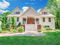EXQUISITE WATERFRONT HOME WITH SEPARATE CARRIAGE HOUSE
