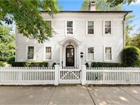 QUINTESSENTIAL NEW ENGLAND CHARM IN THIS ANTIQUE COLONIAL
