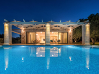 SEAFRONT LUXURY VILLA AND SPA IN ZAKYNTHOS ISLAND