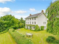 A STUNNING GEORGIAN HOME WITH GARDENS, OUTBUILDINGS AND WONDERFUL VIEWS
