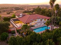 UNIQUE SPANISH-STYLE ESTATE ON TOP OF THE WORLD