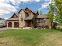 LUXURIOUSLY RUSTIC BOZEMAN HOME WITH GREAT MOUNTAIN VIEWS