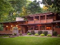 ICONIC DESIGN THROUGHOUT THIS AMAZING HOME ON OLD MISSION PENINSULA