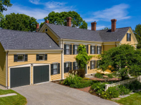 RARE AND COVETED YARMOUTH VILLAGE GEM