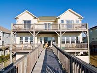 COASTAL NC OCEANFRONT BEACH HOUSE