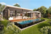 CONTEMPORARY VILLA INSPIRED BY WATER AND NATURE