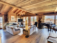 EXCEPTIONAL HOME IN THE RESORT OF CRANS-MONTANA