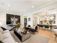 BEAUTIFULLY REMODELED HOME WITH DESIGNER FINISHES AND DEEP, PRIVATE GARDEN