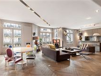 BEAUTIFULLY APPOINTED SPACIOUS APARTMENT ENJOYS A VIEW OF THE EIFFEL TOWER
